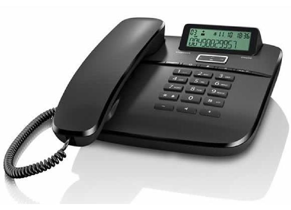 Teléfono de Escritorio Gigaset