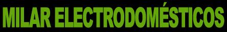 MILAR Electrodomésticos - Sitio no oficial para ver el catálogo online de MILAR electrodoméstico