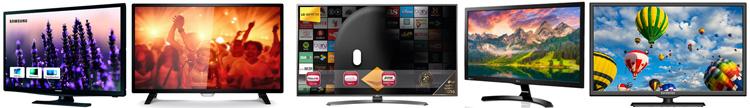 Smart TV televisores Milar