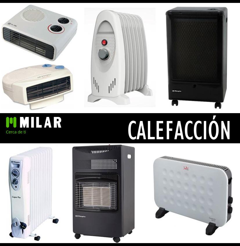 Descuentos en calefaccion