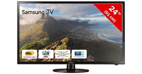Televisor Samsung de 24 pulgadas