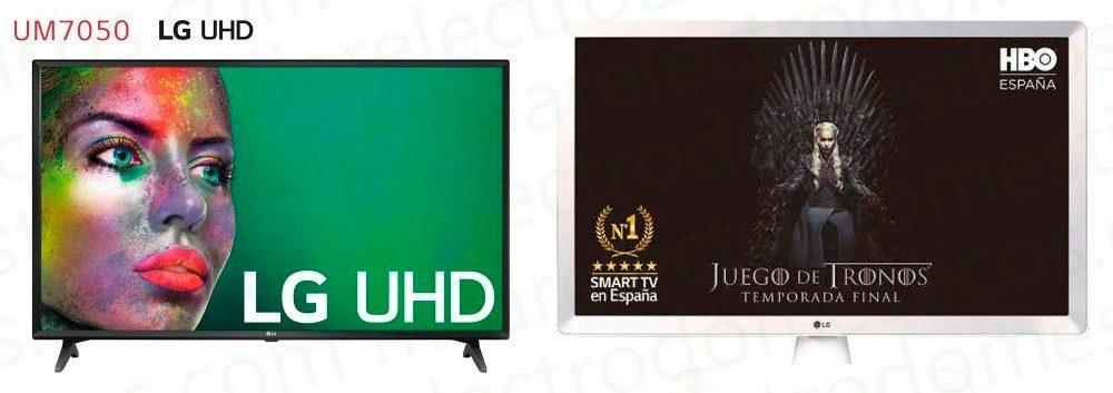 Smart TV LG, Mejor no hay