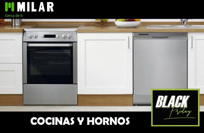 Cocinas Black Friday