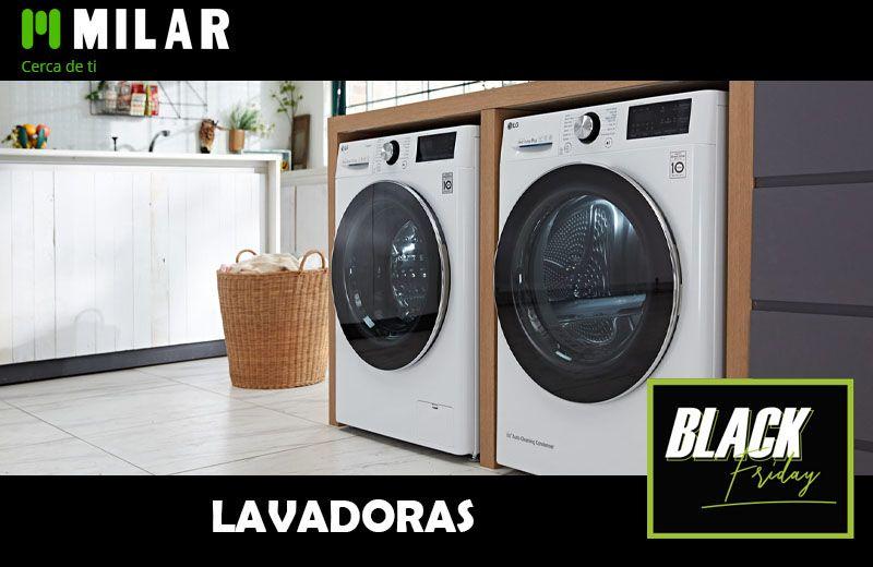 lavadoras Milar al mejor precio