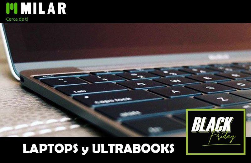 Black Friday Milar portatiles