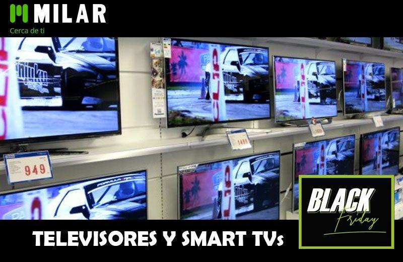 Televisores en Milar
